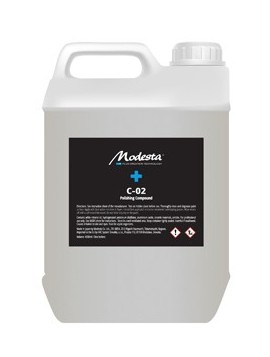 Modesta - C-02 Polishing Compound 4L