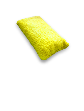 Modesta - S-01 Applicateur Microfibre Jaune