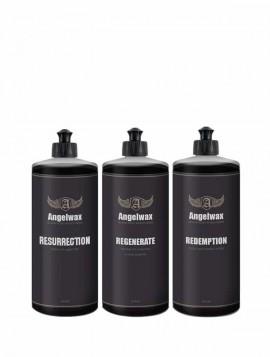 Angelwax - Kit Polish 3 Produits