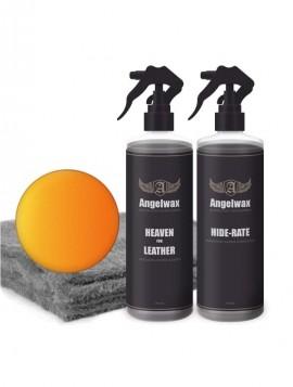 Angelwax - Kit Angelwax Entretien Cuir