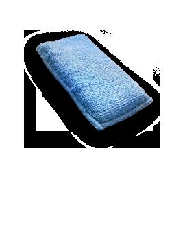 Modesta - S-02 Applicateur Microfibre Bleu